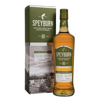圣贝本/盛贝本(Speyburn )原瓶进口洋酒 10年 苏格兰单一麦芽威士忌酒  700ml 盛贝本10年单一麦芽威士忌 *3件