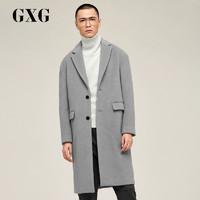 GXG 174826180 男士羊毛混纺大衣