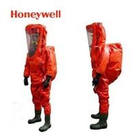Honeywell EasyChem内置式重型防化服 气密型1400021-M-44防护服