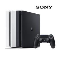 SONY 索尼 PS4 体感家用游戏机 白色 500GB 日版
