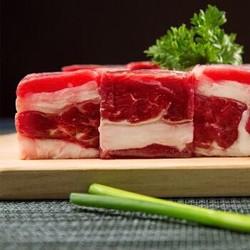 卓宸 巴西牛腩块 10斤 *3件