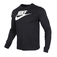 限尺碼:NIKE 耐克 NSW LS TEE ICON FUTURA 男子長袖T恤