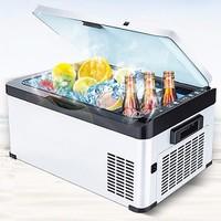 sast 先科 K20 车载压缩机冰箱 20L 智能APP控制 +凑单品