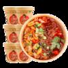 嗨吃家 乐嗨家 酸辣粉6桶装整箱重庆风味方便海吃家网红速食粉丝