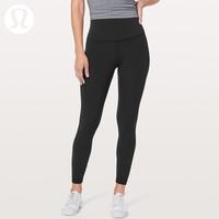 lululemon丨Align 女士运动瑜伽高腰长裤 25