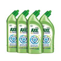 AXE斧头牌晶怡洁厕液500gx2瓶马桶清洁厕灵除菌除垢去污 2瓶
