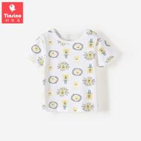 纤丝鸟(TINSINO)童装男童短袖T恤 *2件