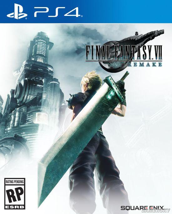 SE 《最终幻想7 重置版》