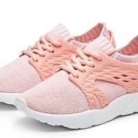ABCKIDS 女童休闲运动鞋 P8132444D 粉色 32