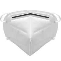复活草 KN95一次性医用防护口罩KN95口罩 白色 5只装