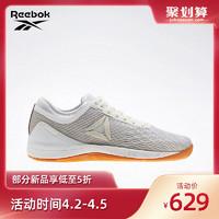 Reebok锐步官方运动健身NANO 8低帮稳定综合训练鞋女AWK90