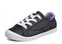 SKECHERS 斯凱奇 BOB'S GIRLS系列 女童休閑運動鞋 664149L 黑色 37
