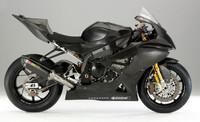 BMW 宝马 S1000RR 摩托车 黑色