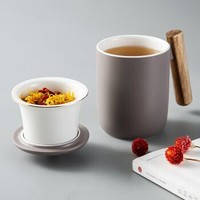 MAXCOOK 美厨 MCTC123 陶瓷茶杯