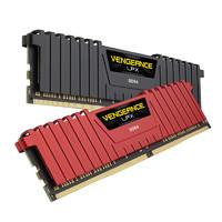 美商 海盗船内存条8G DDR4 2400 2666 3000 3200台式电脑单套灯条 *2件
