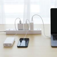 18W USB-C PD苹果手机快充充电器