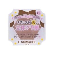 CANMAKE 井田 高光霜 01 金色 2g