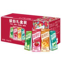 蒙牛 真果粒牛奶饮品(草莓+芦荟+椰果+桃果粒)250g*24盒 *2件
