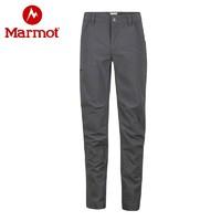 Marmot/土拨鼠秋季男士运动户外登山弹力速干长裤 *3件