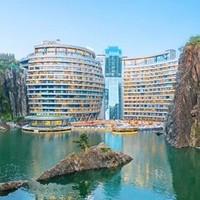 上海佘山世茂深坑酒店标准房1晚(含双早+双人定制晚餐)