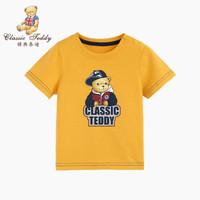 CLASSIC TEDDY精典泰迪 儿童短袖T恤 *2件