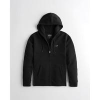 Hollister2019年冬季新品潮流款全拉链帽衫卫衣 男 301869-1 *4件