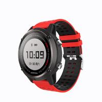 咕咚GPS运动手表S1 热力红