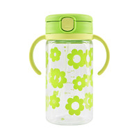 Richell 利其尔 透透杯系列吸管型儿童水杯 320毫升 7个月以上