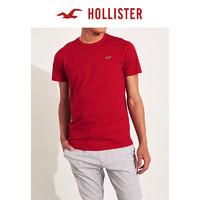 Hollister春季圆领短袖T恤 男 106371-1 *3件