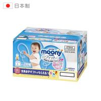 moony 尤妮佳 男婴用拉拉裤 L44片 2包装 日版 *2件