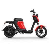 小牛电动 TDR21Z UQis电动车 新国标 红色 都市标准版