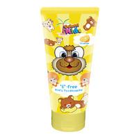 原装进口Colutti Kids德露宝母婴幼儿童牙膏80g 2-12岁宝宝母婴幼儿童专用牙膏 *3件