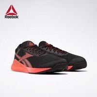 Reebok锐步男子健身鞋 NANO 9室内综合运动网面低帮训练鞋 FU6828 FU6828