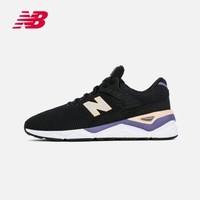 NewBalanceNB X90系列男鞋女鞋MSX90CRA复古运动鞋 MSX90CRB/黑色/多彩 42(脚长26.5cm)
