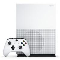 Microsoft 微软 Xbox One S 1TB 青春版 游戏机(数字无光驱)