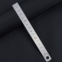 deli 得力 8461 不锈钢直尺 15cm