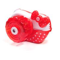 达拉 儿童全自动 电动泡泡机