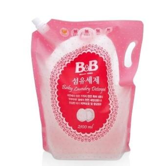 B&B 保宁 婴幼儿服装洗衣液 2100ml*4袋