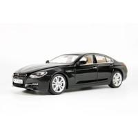 宝马 BMW 650i汽车模型 宝马车模宝马模型 比例1:18 黑色