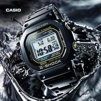 casio旗舰店钛金属GMW-B5000潮流卡西欧手表官方官网正品