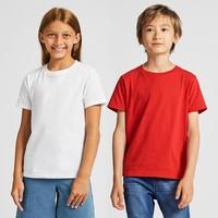 优衣库 儿童圆领T恤  419065