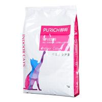 Purich 醇粹 天然粮室内成猫粮10kg