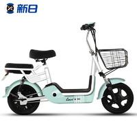 新日电动车 小型电动自行车