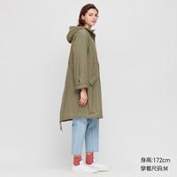 女装 可脱卸夹层大衣 424637 优衣库UNIQLO