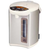 象印(ZO JIRUSHI)电热水瓶家用电水壶/烧水壶3L容量 五段保温电热水壶CD-WDH30C-CM(米色)