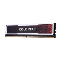 Colorful 七彩虹  BattleAX  DDR4 3000 台式机内存条 8GB