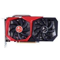 Colorful 七彩虹 戰斧 GeForce GTX1660 Super 6GB 顯卡 + 英睿達 DDR4 2666 臺式機內存條16GB(8GB*2) 套裝