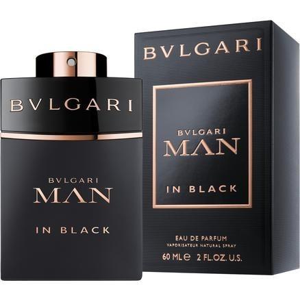 BVLGARI 宝格丽 当代绅士 黑色 男士淡香水 EDT 60ml