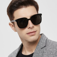 寶島墨鏡太陽鏡女防紫外線眼鏡ins男開車大臉顯瘦gm2021年新款潮