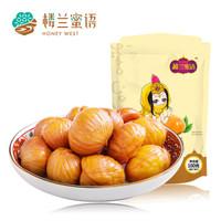 楼兰蜜语 熟制甜板栗仁100g/袋 坚果 休闲食品 零食 *10件